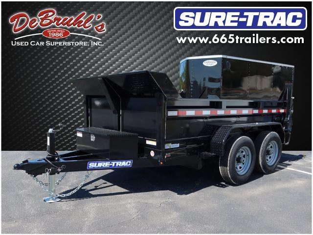 2021 Sure-Trac 6X10  10K SINGLE RAM