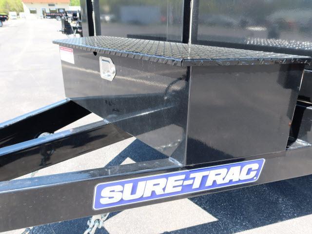 2021 Sure-Trac 6X10  10K SINGLE RAM