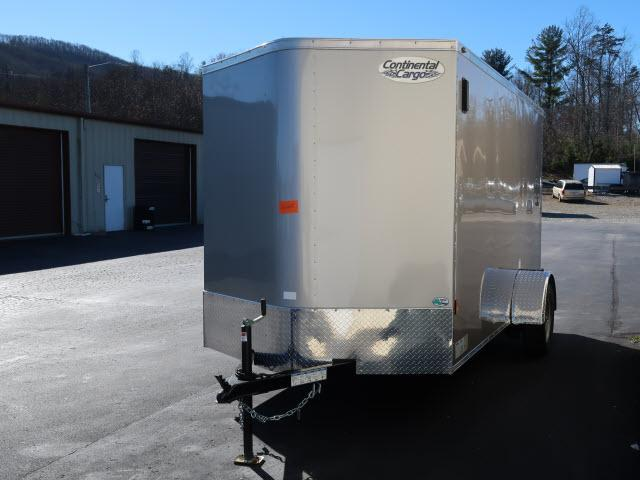 2020 Continental Cargo CC612SA Enclosed Cargo Trailer