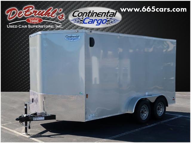 2021 Continental Cargo CC714TA2