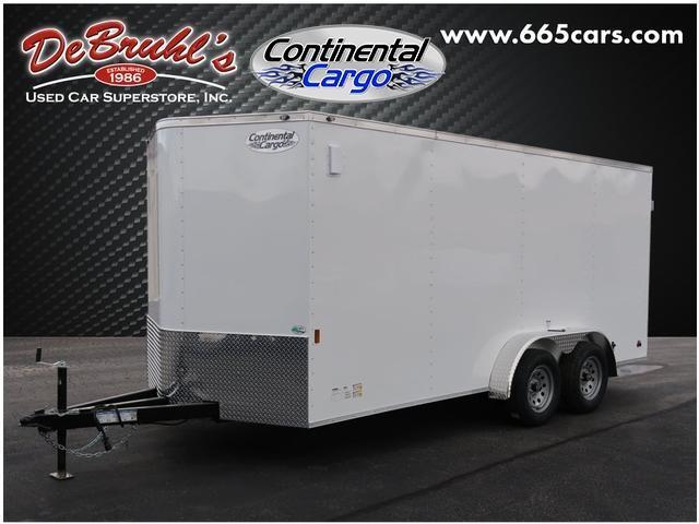 2021 Continental Cargo 7x16 Ta2