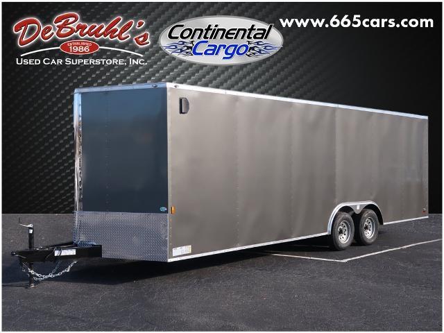 2021 Continental Cargo CC8.524TA3