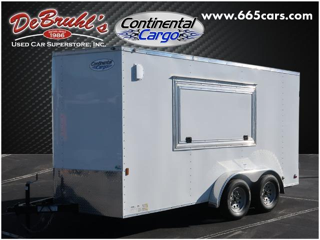 2021 Continental Cargo CC714TA2 CONCESSION*