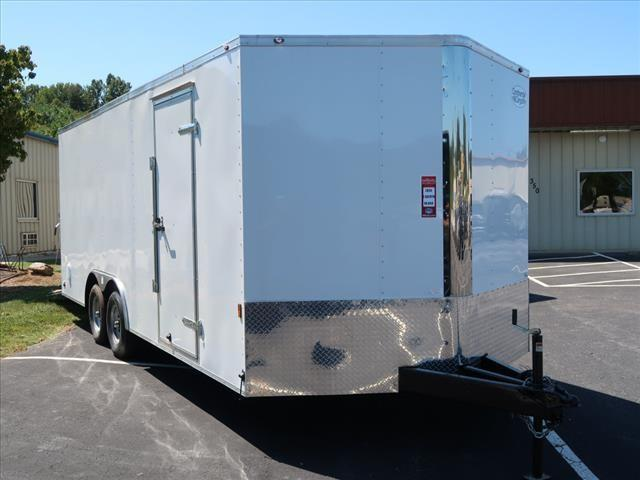 2020 Continental Cargo 8.5X20 TA Cargo Trailer