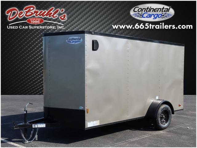 2022 Continental Cargo CC612SA B/O