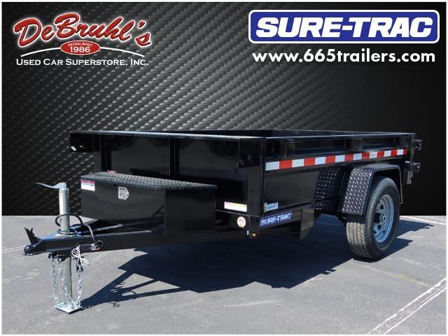 2021 Sure-Trac 5X8    5K SINGLE RAM