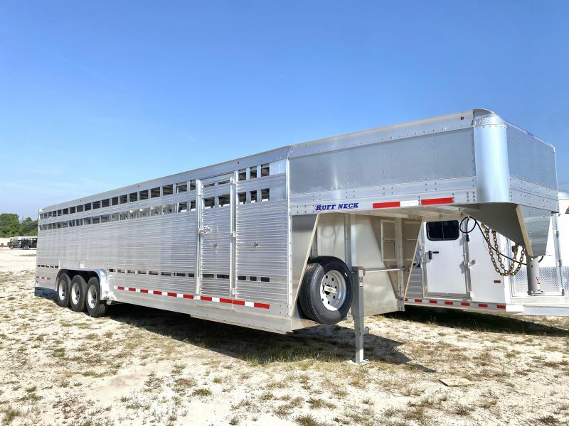 2022 EBY Ruff Neck Livestock Trailer