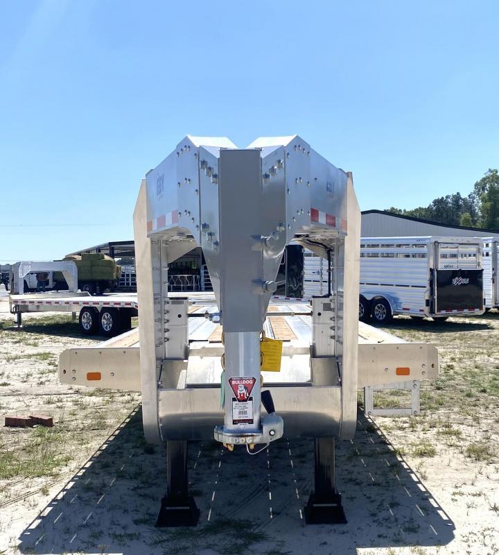 2021 EBY 35' Gooseneck Equipment Trailer