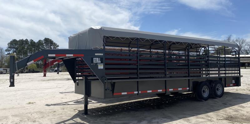 2020 Stoll Livestock Trailer