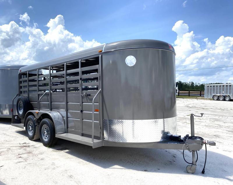 2021 W-W Livestock Trailer
