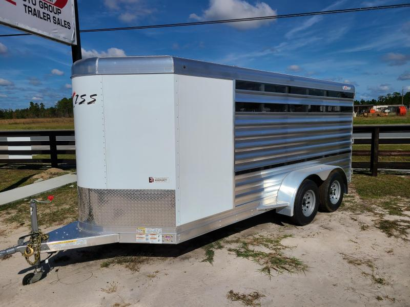 2021 Exiss Trailers Livestock Trailer