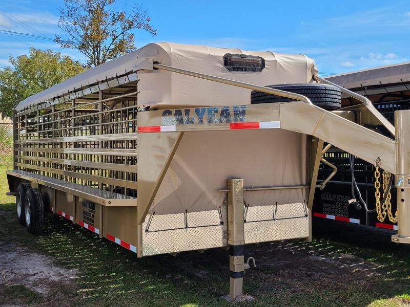 2020 Galyean Livestock Trailer