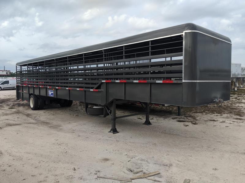 2019 Gooseneck Big Horn Livestock Trailer