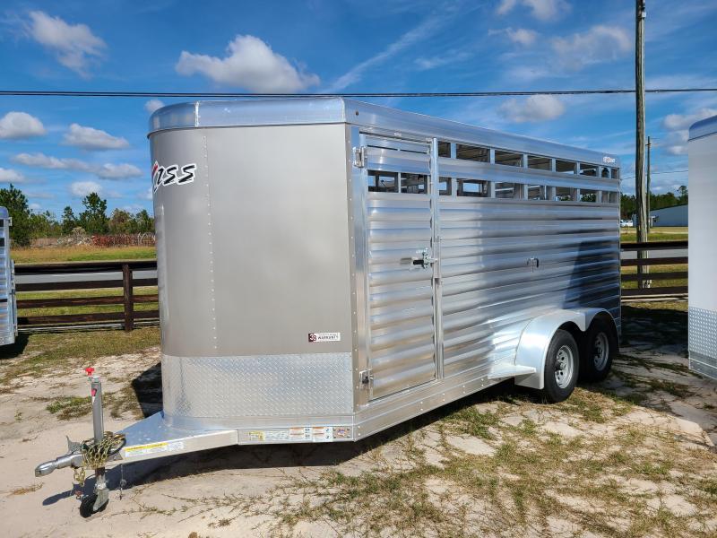 2021 Exiss Trailers Livestock Trailer