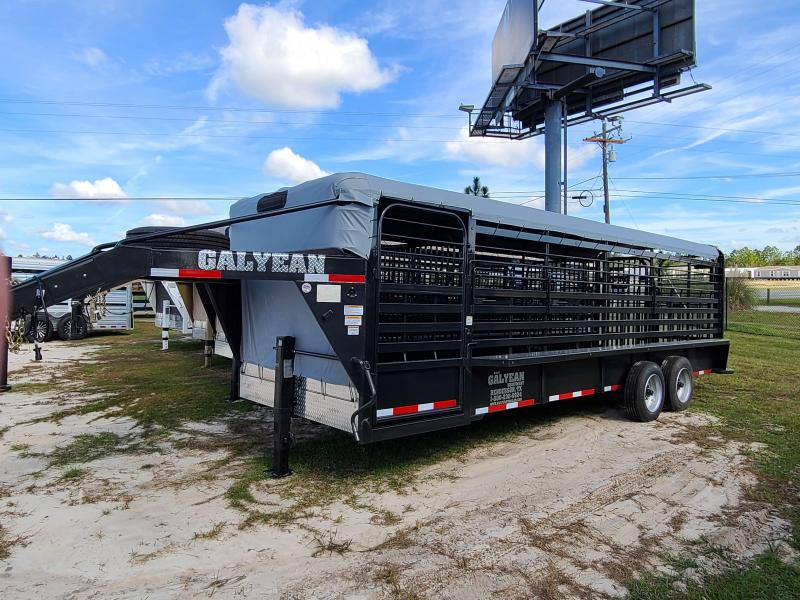 2021 Other Galyean Livestock Trailer