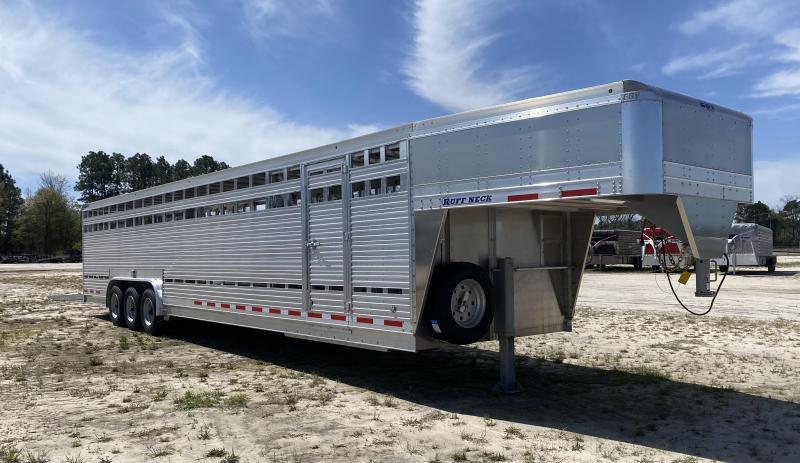 2022 EBY Trailer Livestock Trailer