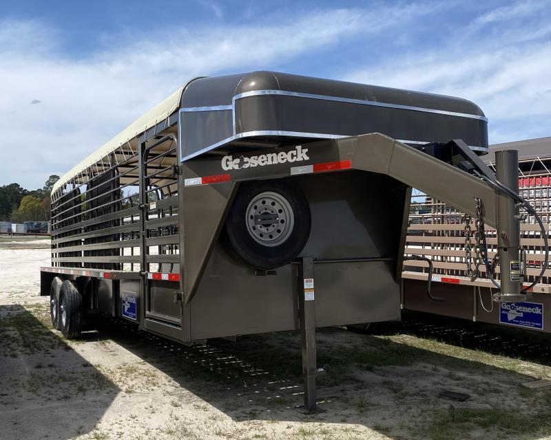 2020 Gooseneck Livestock Trailer
