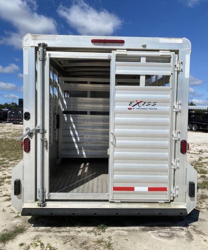2017 Exiss Livestock Trailer