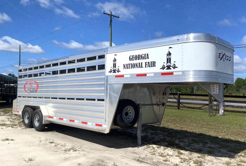 2021 Exiss Livestock Trailer