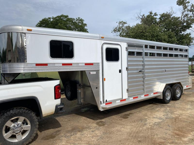 2019 Exiss Livestock Trailer
