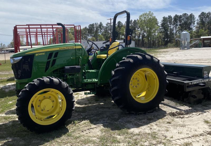 2016 John Deere 5065 Tractor