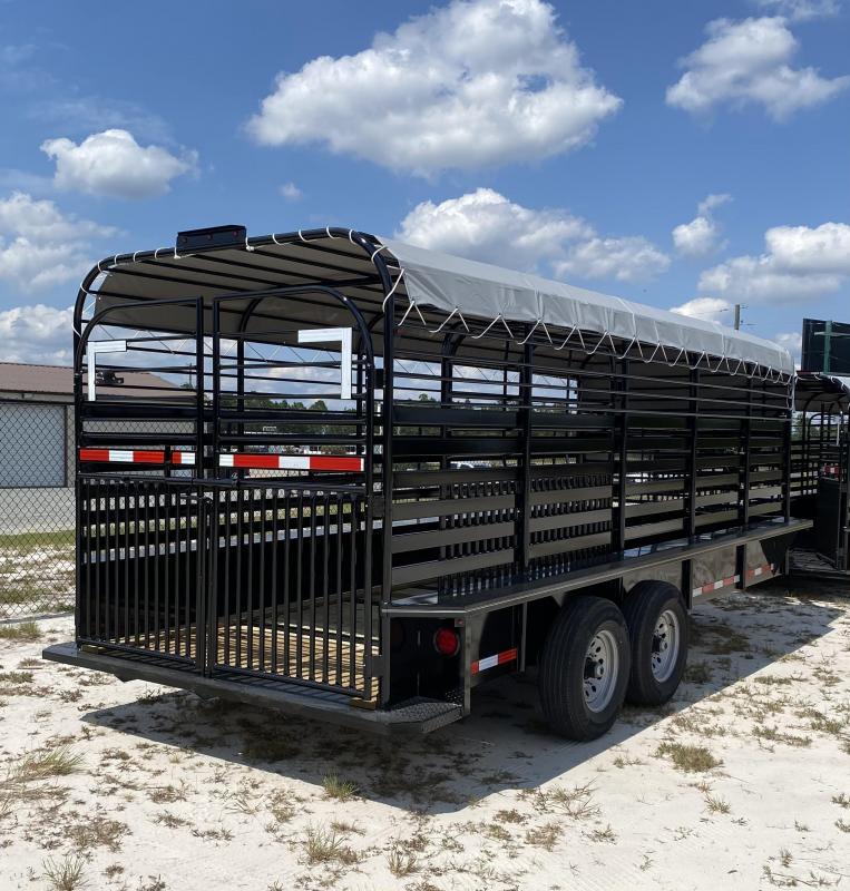 2021 Stoll Livestock Trailer