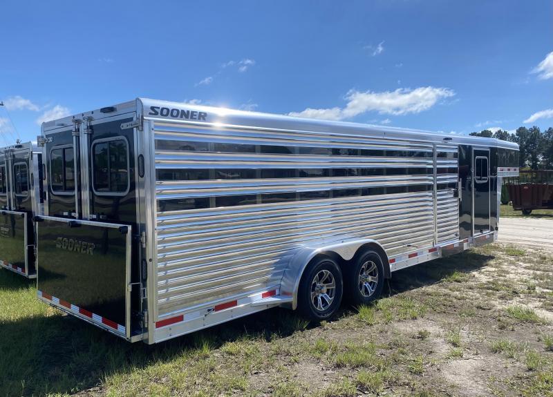 2022 Sooner Livestock Trailer