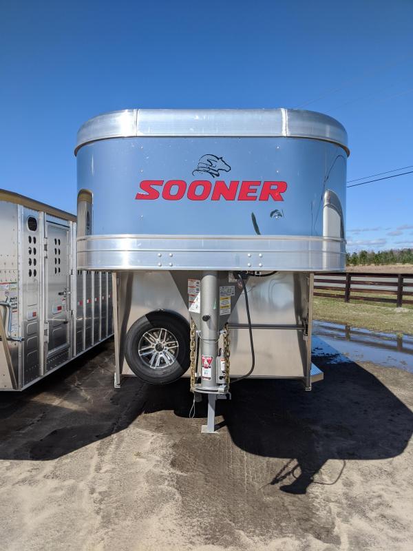 2020 Sooner SRD 7026 Livestock Trailer