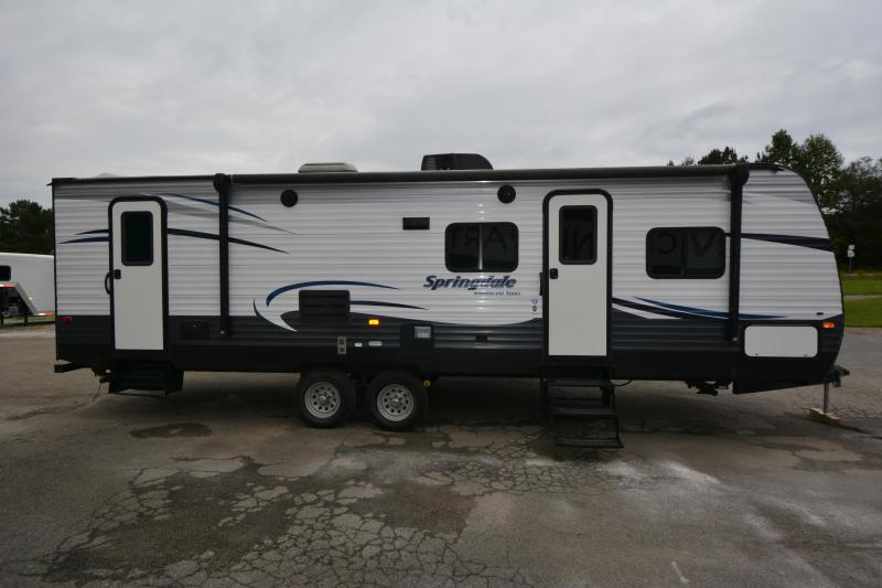 2016 Keystone RV Springdale SM2820 BUNKHOUSE Travel Trailer RV