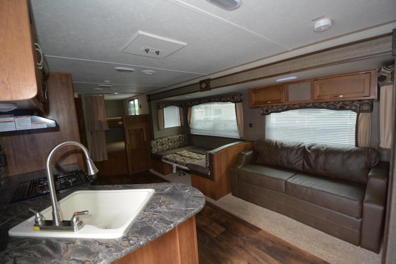 2016 Keystone RV Springdale SM2820 BUNKHOUSE Travel Trailer RV