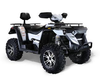 Gray Wolf 550L ATV