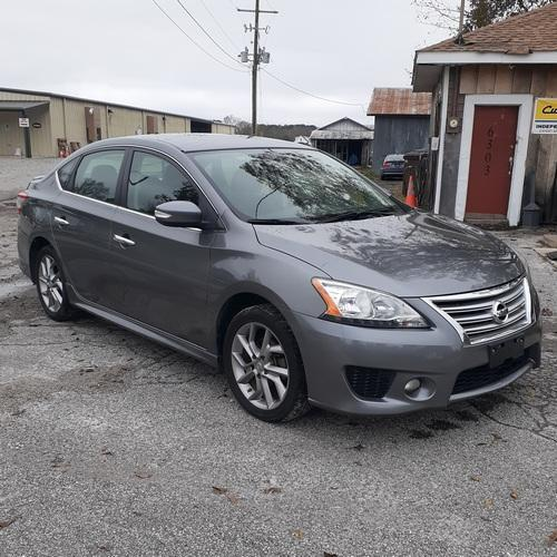 2015 Nissan Sentra SR for sale
