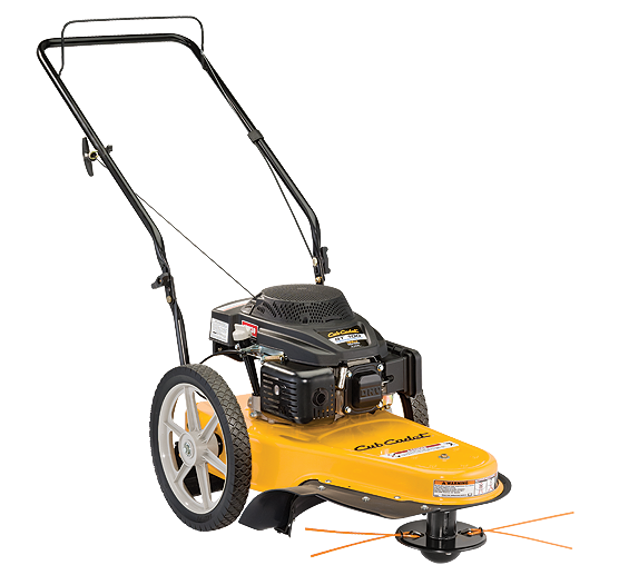 Cub Cadet ST 100 Wheeled String Trimmer