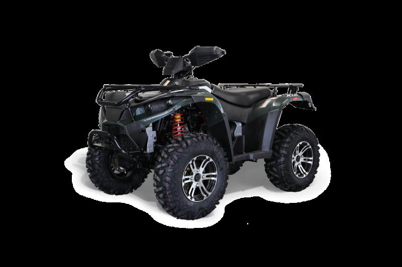 2020 Gray Wolf 400 ATV