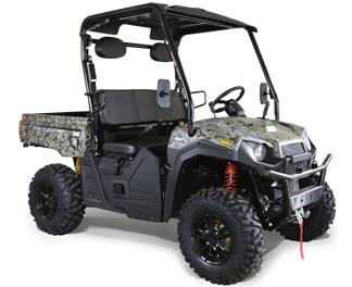 2020 Bennche T-Boss 410 Utility Side-by-Side (UTV)