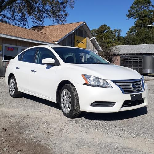 2013 Nissan Sentra for sale