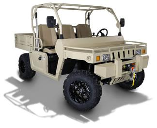 2020 Bennche Warrior 800 Utility Side-by-Side (UTV)