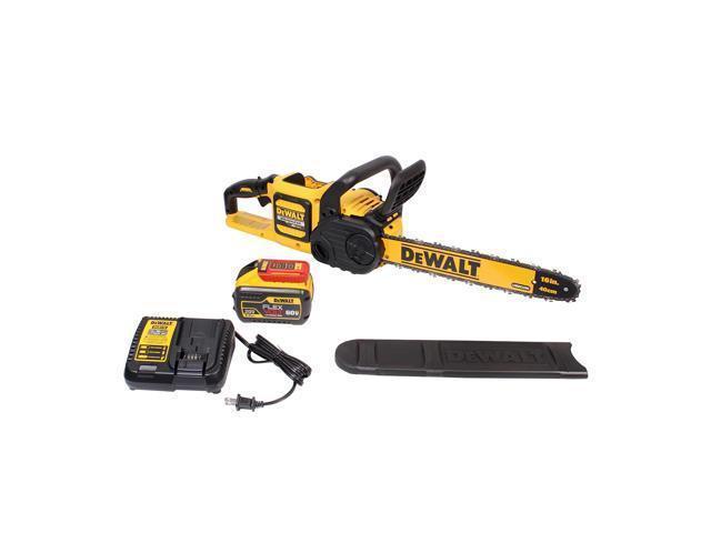 DeWalt 60V Chainsaw