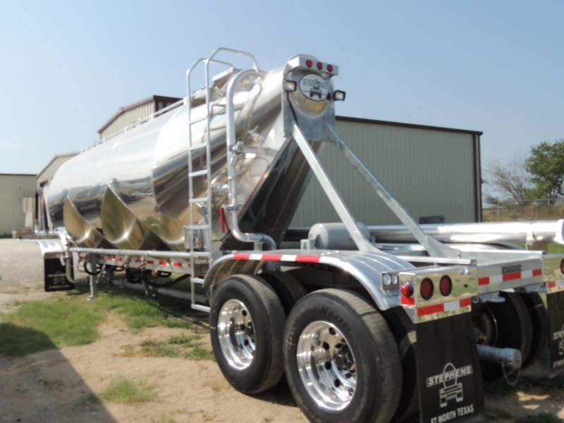2019 Stephens drybulk 1000 cube sand trailer Dry Van