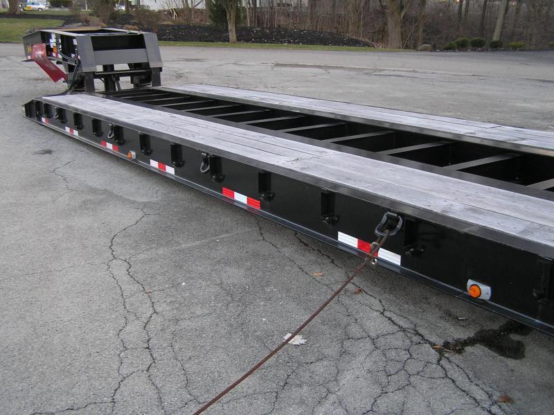 2015 Witzco Lowboy 35 ton trailer