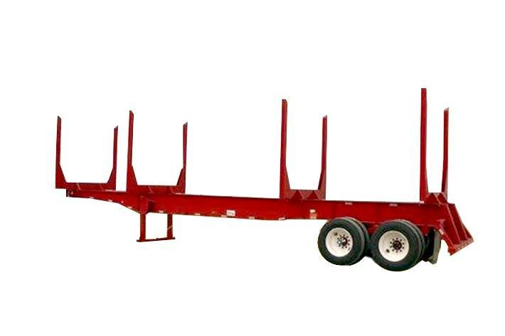 2019 Other Evans Log Trailer Flat Bed