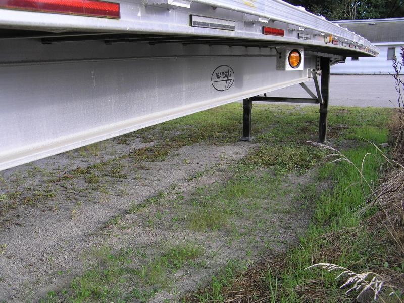 2007 Trailstar 48 x 96 Flat Bed