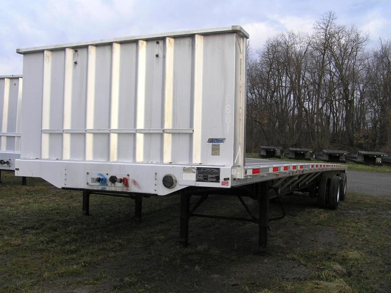 2014 Transcraft Eagle Flat Bed