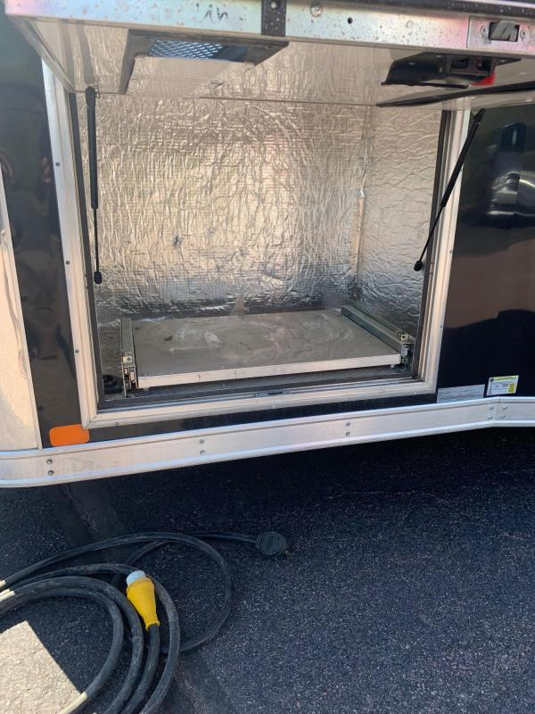 2017 United Trailers Cargo UXT Portable Office Trailer