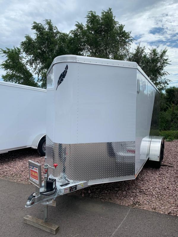 2021 Featherlite 1610 Enclosed Cargo Trailer