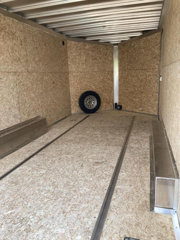 2021 EZ Hauler 8.5'x16' UTV Limited Edition Trailer