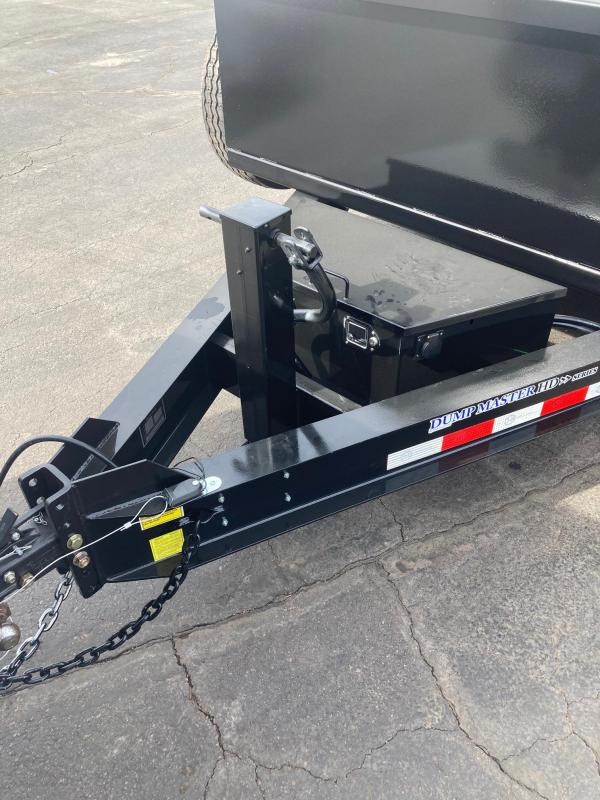 2021 D and K Trailers 14' Dump Trailer