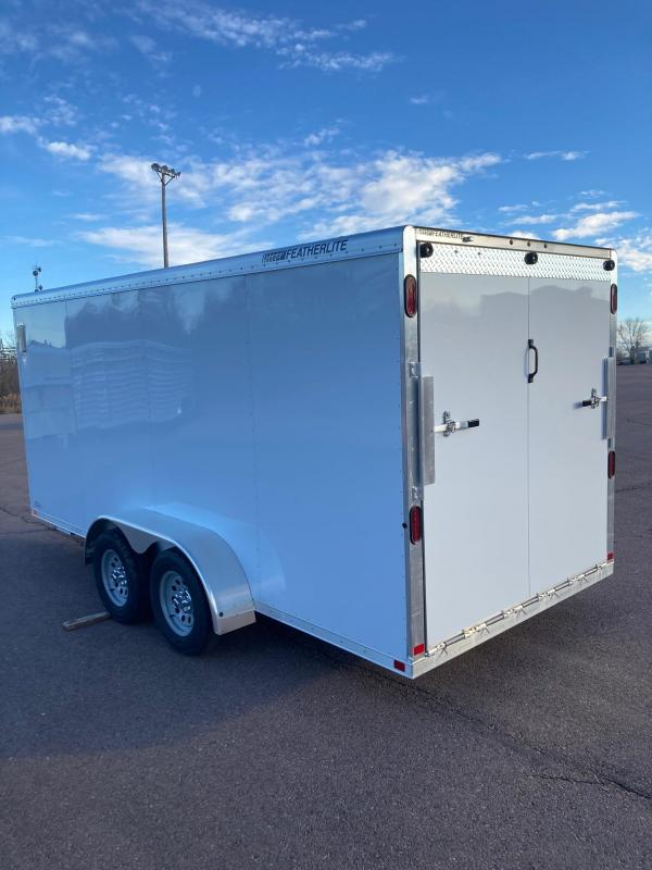 "2021 Featherlite 6'7"" x 16"" Enclosed Cargo Trailer"