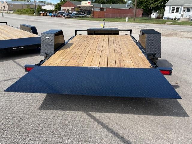 2022 Sure-Trac 78 IN x 12 Single Axle Tilt Bed 7.8K Equipmen