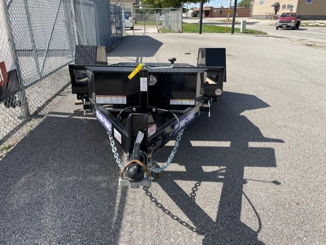 2022 Sure-Trac 62x10 Single Axle Tilt Bed 6K Equipment Trailer